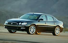 2006 Buick LaCrosse - Information and photos - ZombieDrive