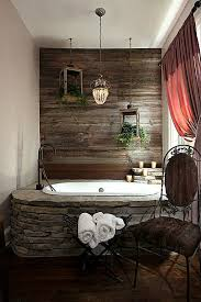 Rustic Bathroom Design Impressive Decoration