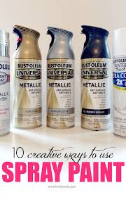 LiveLoveDIY: 10 Spray Paint Tips: What You Never Knew About Spray ...