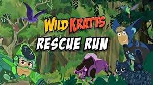 wild kratts rescue run kids learn about s pbs kids game app