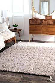 diamond trellis rug rugs beige clover diamond trellis rug nuloom handmade concentric diamond trellis wool cotton