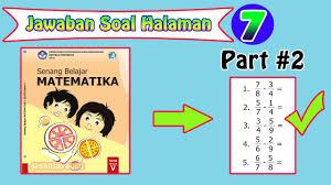 Berikut kumpulan soal tematik untuk kelas 3 sd/mi sesuai edisi revisi 2017 yang dapat digunakan siswa kelas 3. Kunci Jawaban Matematika Kelas 5 Halaman 9 Memasangkan Pecahan Campuran Dengan Pecahan Biasa Youtube