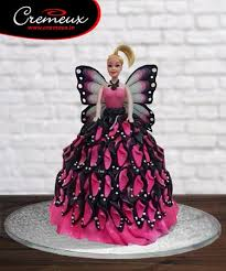 Customized Barbie Cake Picture Of Cremeux Porvorim Tripadvisor
