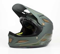 Giro Cipher Mips Full Face Mtb Helmet Olive Bronze Medium