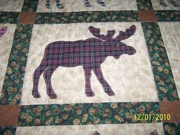 Moose Quilt & Attached Images Adamdwight.com