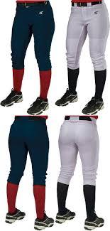 Easton Mako Apparel A164880 Girlss Youth Fastpitch Softball Pant