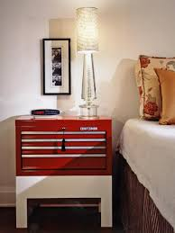 Table In Bedroom 12 Ideas For Nightstand Alternatives Diy