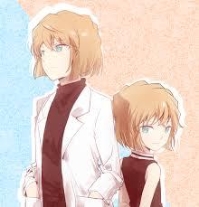 Haibara Ai, Meitantei Conan (Detective Conan)