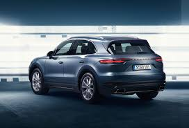 2018 porsche lease.  porsche the new 2018 porsche cayenne revealed in full shades of mini macan from  the rear itu0027s cayenne  and porsche lease
