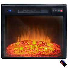 spectrafire 36 in traditional built in electric fireplace insert 36eb220 grt the home depot