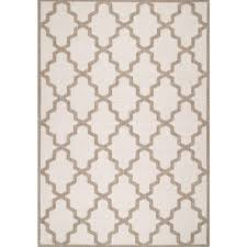 nuloom gina moroccan trellis tawny 6 ft x 9 ft outdoor area rug