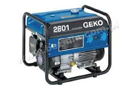 power generators. Agregat Profesjonalny GEKO 2801 E-A/MHBA Power Generators F