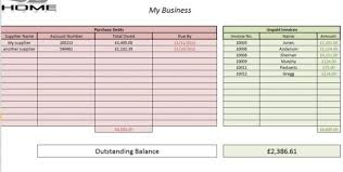 Free Simple Accounting Spreadsheet Template Free Simple Bookkeeping ...