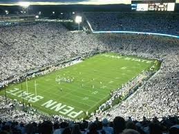 Beaver Stadium Section Sbu Home Of Penn State Nittany Lions
