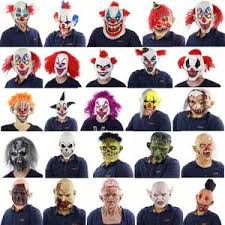 a <b>clown mask</b> _Global selection of {keyword} in Party Masks on ...