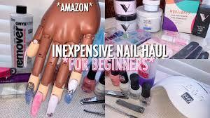 huge inexpensive amazon nail haul