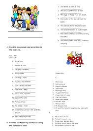 Case Elementary Worksheet