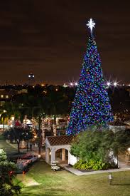 delray beach tree lighting. Delray Beaches 100ft Christmas Tree Beach Lighting F