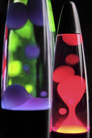 Water Lamps How To Easily Make A Safe Glitter Lava Lamp