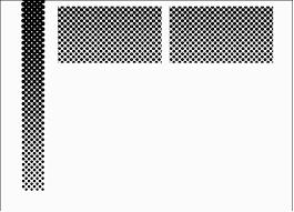 線を含んだパターンの分割拡張で線幅が変わってしまう現象と対処法