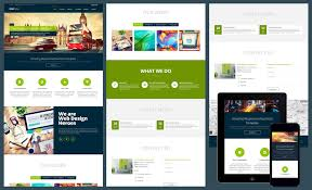 Website Template Impressive 28 Free Amazing Responsive Business Website Templates