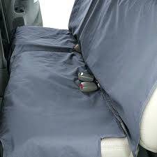 car rear seat covers for dogs backseat pet cover auto back barrier pets at home