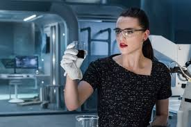 Lena Luthor in Supergirl