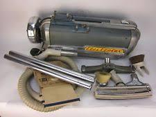 electrolux vacuum vintage. vintage electrolux vacuum model lx with attachments t