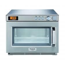 Heavy Duty Microwaves Panasonic Ne1843 1800w Heavy Duty Manual Control Commercial