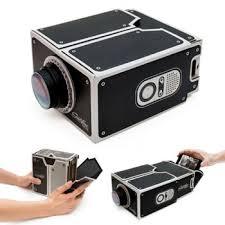 OSOYOO iPhone patible Cardboard Projector