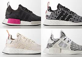 adidas. adidas apparently loves dropping a ton of nmd colorways on the same day, because it\u0027s happening once again this week. in just two short days, april 20th,