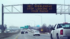Image result for texting and driving slogans amber alert
