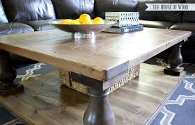 square ish version of the barade coffee table