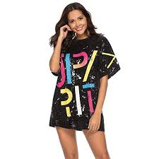 PORRCEY Juniors Short Sleeve <b>Sequin</b> Funny Dress Shirts at ...