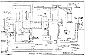wiring diagrams of indian two wheelers 6v negative earthing system