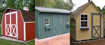 amish outdoor storage garden sheds