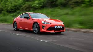 Toyota GT86 Orange Edition Released in the U.K. - The Drive