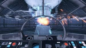 Star Wars Cabinet New Star Wars Battle Pod Arcade Game Harks Back To Classic Starblade