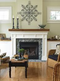inspiration for a timeless um tone wood floor living room remodel in vancouver with beige walls
