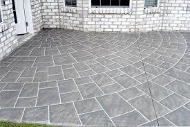 painted concrete floors outdoors painted concrete floors