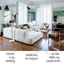 design studios furniture. Akin Design Studio Blog | How To: Pairing Furniture - The Legs Matter Studios