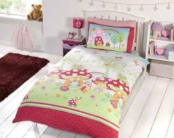 Kids-Childrens-Single-Bed-Size-Girls-Boys-Duvet-