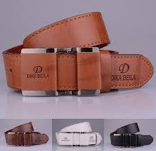 whole 2016 designer brand luxury leather belt for men women strap good quality design belts men cintos cinturones hombre garter belt belt from