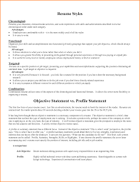 Sample Resume Profile Statement Sample Resume Profile Statements Best And Professional Templates 3