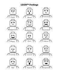 21 Rigorous Emotion Charts For Adults