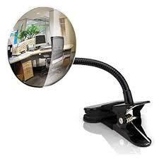 office desk mirror. Fine Mirror Kiloxa Flexible 4u0026quot Office Desk Mirror Clip Increases Personal Safety U0026  Security  Cubicle Intended R