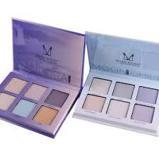 hot sles makeup pressed highlight powder face brighten bronzer contour palette easy to wear