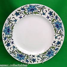 Small Picture MIDWINTER SPANISH GARDEN JESSIE TAIT DESIGN Dinner Plates RETRO
