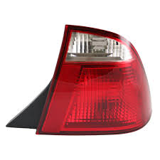 2005 Ford Focus Brake Light Details About Taillight Taillamp Rear Brake Light Rh Right Passenger Side For 05 07 Ford Focus