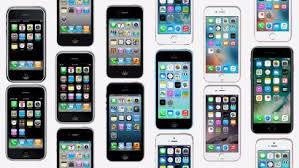 How Apples Iphone Has Changed Over The Last 10 Years Aapl Quartz